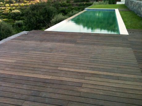 Marco Aren Design - pedane per piscine